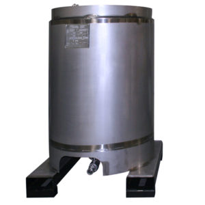 Stainless Cylinder Tank